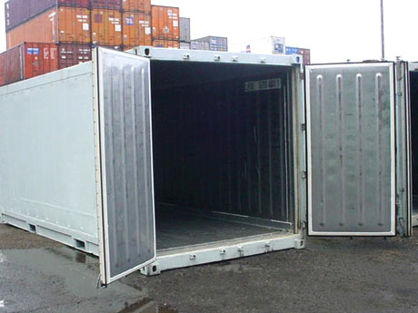 Shipping Container Modifications Custom Shipping